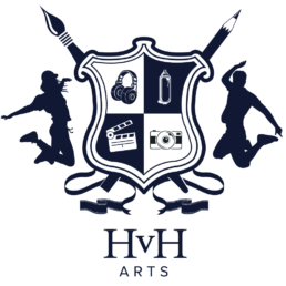 HVH Logotype Dark on Light